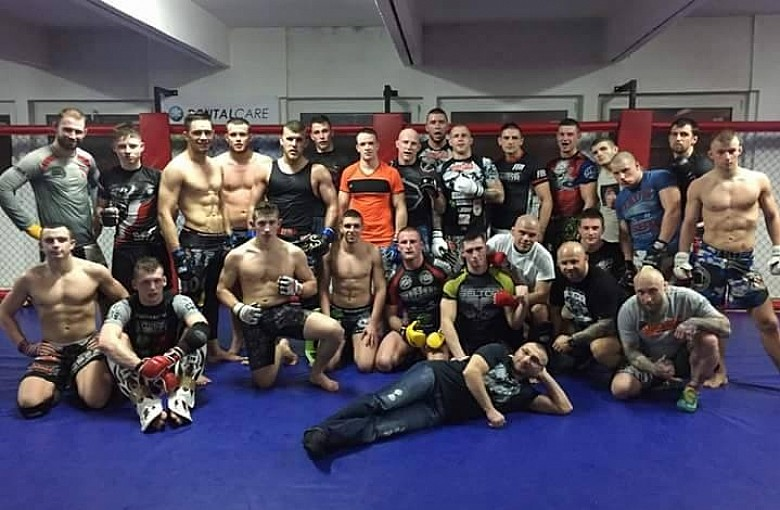 9th Extreme MMA Camp